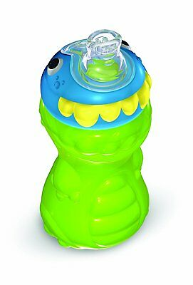 Nuby No-Spill iMonster Gripper Cup, 11 Ounce
