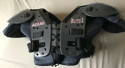 Adams BLITZ I Football Shoulder Pads Gr.S - American Football