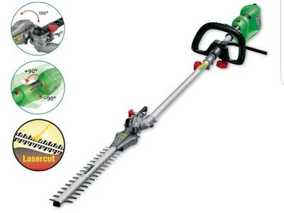 Electric Long- Reach Hedge Trimmer FHL 900 D4 florabest
