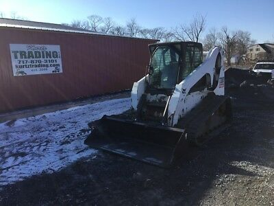 2007 Bobcat T300 Tracked Skid Steer Loader w/Cab! Coming In Soon!