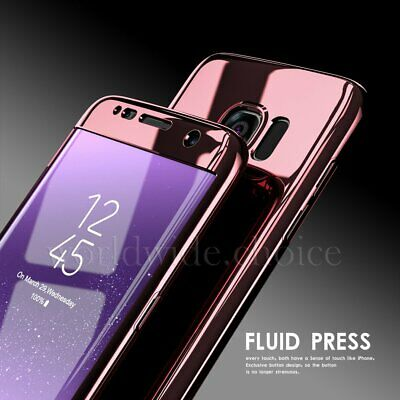 360 Full Cover Shockproof Slim Hybrid Hard PC For Samsung Galaxy  S8+S9Plus Case