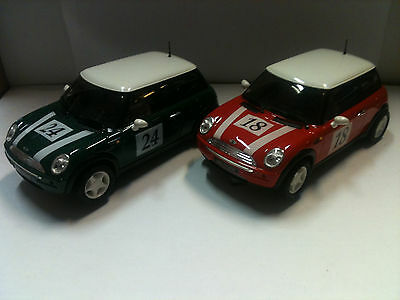 qq NINCO MINI COOPER RED BUS Doesn't 18 GREEN 24 FROM SET 20115