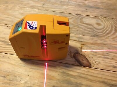 Pacific Laser Systems PLS480 PLS 480 Laser Level USED