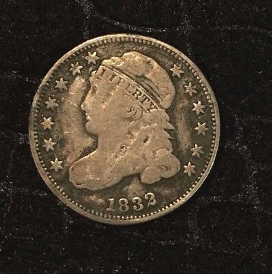 1832 Capped Bust Dime - VG