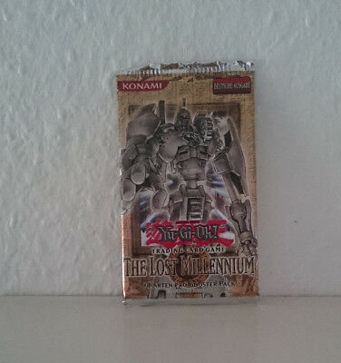 [Yu-Gi-Oh] - The Lost Millennium - Booster - Deutsch - [NEU]