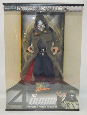 """New Sealed Marvel Studios 12"""" Inch Collectors Edition Dr. Doom Action Figure ~98"""