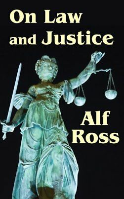 On Law And Justice (Alf Ross) | Lawbook Exchange, Ltd.