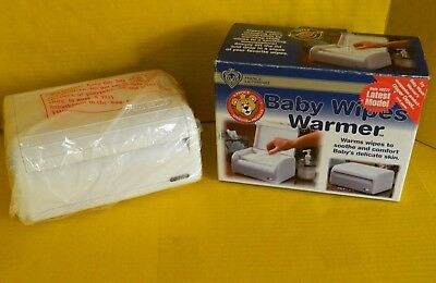 Prince Lionheart Electric Baby Wipes Warmer, Model# 0227