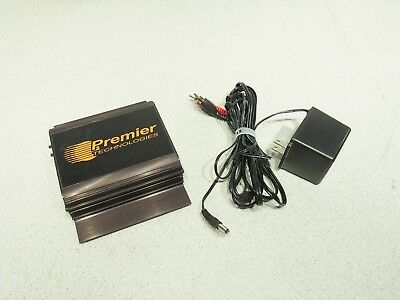 Premier Technologies On Hold Music Player USB1100 W/ Power Adapter