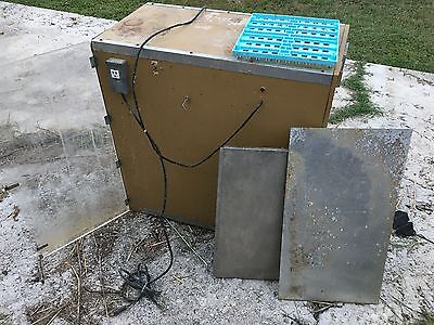 Great Deal Be Ready for Cold Lot of 2 Large Capacity Incubaitors Local Pick Up