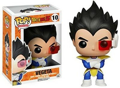 Dragonball Z - Vegeta - Funko Pop! Animation (2014, Toy NUEVO)