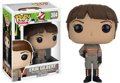 Ghostbusters 2016 - Erin Gilbert - Funko Pop! Movies (2016, Toy NUEVO)