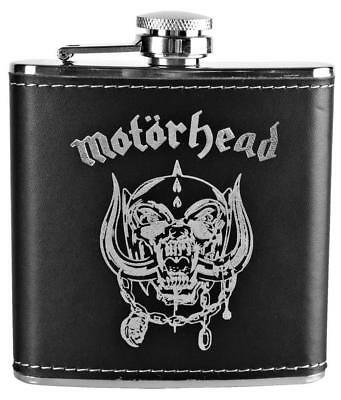 Official Licensed - Motorhead - Warpig Hip Flask Metal Lemmy