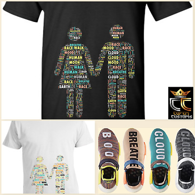 d7913fba273d EXCLUSIVE TEE T-SHIRT  2 TO MATCH ANY Adidas Pharrell x NMD Trail ...