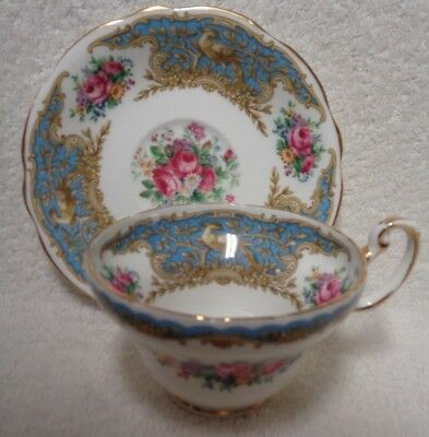 Royal Standard Spring's Gift Cup and Saucer