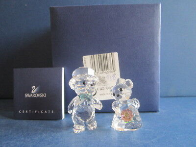 Swarovski kris bear, bride and groom 842936