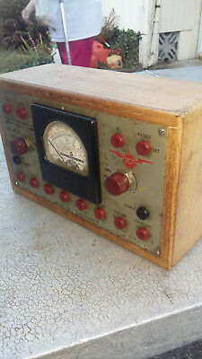 Vintage RCP Multitester Model 447-B