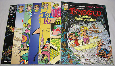 Isnogud - Tabary Goscinny - Ehapa Comic Collection