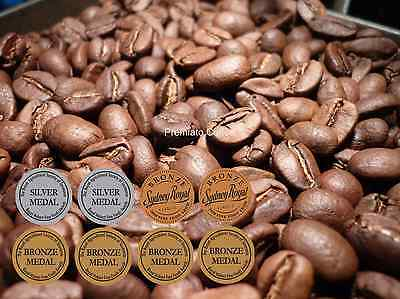Costa D'oro Blend 1kg. 9 Medals. By Premiato Coffee.