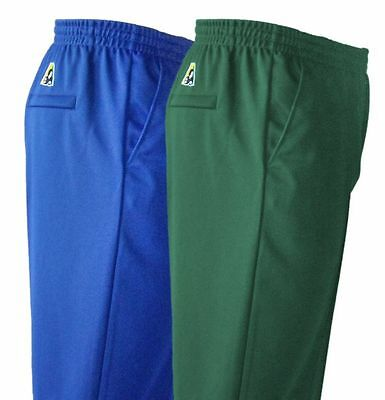 Lawn Bowls Australia Logo Comfit Fit PANTS Drawstring Waist 10 Colours XS to 6XL