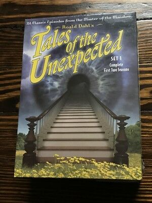 Tales of the Unexpected, Set 1 (4-DVD Box Set) (NEW) - Roald Dahl, Andrew Ray,..
