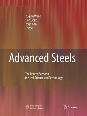Advanced Steels: The Recent Scenario in Steel Science and Technology | Springer-