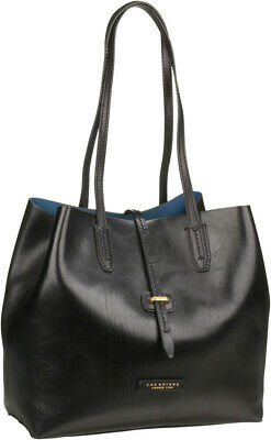 The Bridge Dalston Shopper 1307 Shopper Leder Damentasche Handtasche