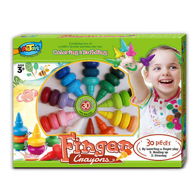 12 Colors Blow Pen Amazing Airbrush Effect Kids DIY Creation Great gift for Boy