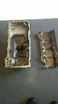 Holden Commodore Ls Oil Pan/sump 6.0, Ve, Pick Up And Tray