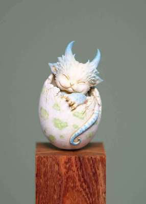 Resin Figure Kit Dragon Egg Garage Resin Model Kit