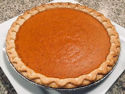 Delicious Southern Sweet Potato Pies (9 inch Deep Dish)