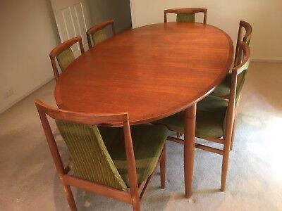 Parker Teak Dining Suite (6+ seat with extension)