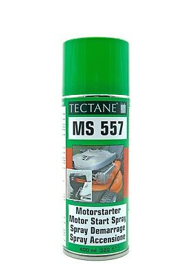 12x Tectane Motorstarter Spray, Starthilfe Spray, Kaltstarter Spray 400ml