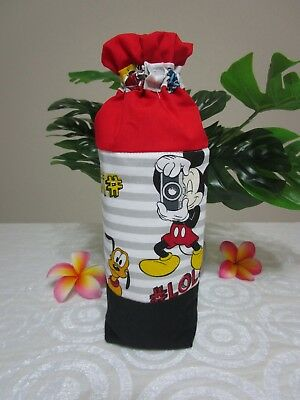 Insulated baby bottle bag-Mickey & friends-Fits all baby bottle sizes.