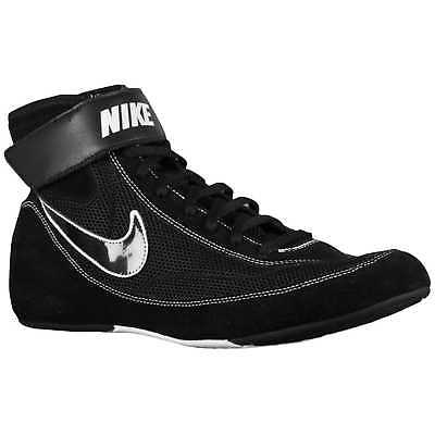 NIKE Wrestling Shoes (boots) SPEEDSWEEP Ringerschuhe Chaussures de Lutte Boxing