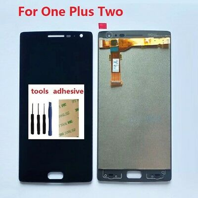 For Oneplus Two One plus 2 LCD Display Touch Screen Digitizer A2001 A2003 A2005