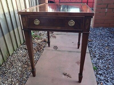 Lovely Georgian Style Side Table