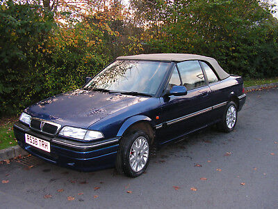 Rover 216 Cabriolet (convertible) Excellent condition Low Mileage