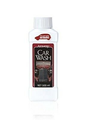 AMWAY Car Wash Concentrated Liquid Cleaner For Vehicles - 500ml