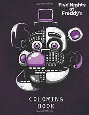 Five Nights at Freddys: Coloring Book for by Sergey Tolmachev New Paperback Book