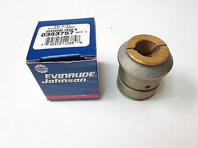 382585 NEW GENUINE JOHNSON EVINRUDE OUTBOARD GEAR CASE HEAD 0382585 F1-5