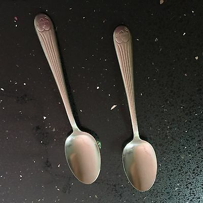 Walgreen's Drug Store Counter spoons - 2