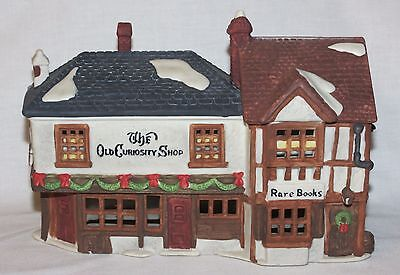 Dept 56 Heritage Dickens Village Series THE OLD CURIOSITY SHOP  # 5905-6