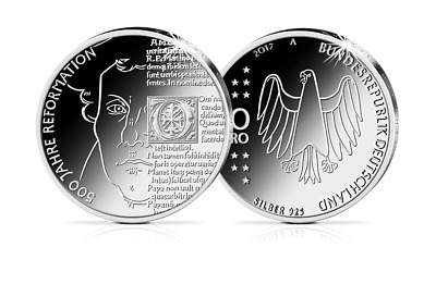 """20 Euro Martin Luther"