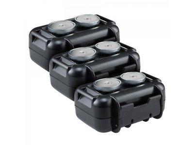 3 Pack Spy Tec M2 Waterproof Magnetic Case for STI GL300 Real-Time GPS Trackers