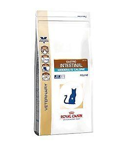 Royal Canin Gastro Intestinal Moderate Calorie Nourriture pour Chat 4 kg
