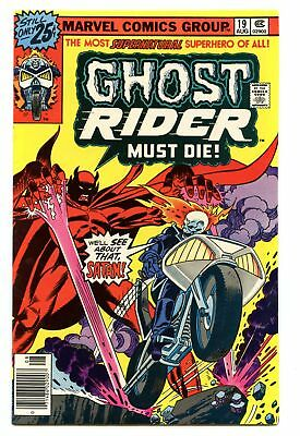 Ghost Rider #19   Nice Bright Clean Book