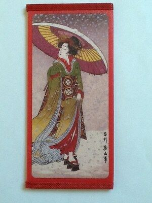 Japanese Rice Paper Wallet - Made in Japan - Free Shipping