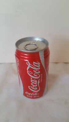 Coca Cola's Original Receipe with Sugar 1983, Full Can, Excellent Condition