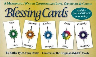 """Blessings Cards: Communicate Your Love, Gratitude and Caring ([""""Kathy Tyler"""",""""Jo"""